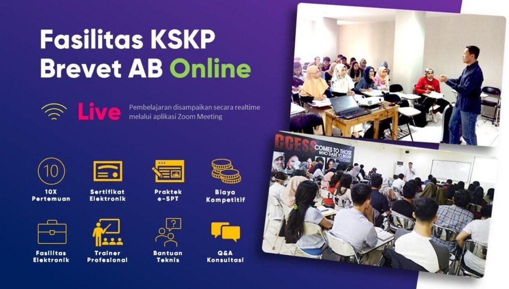 Fasilitas Kursus Pajak Online Brevet Online Educipta Terbaru
